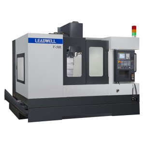 CNC Machining Centers NV Series